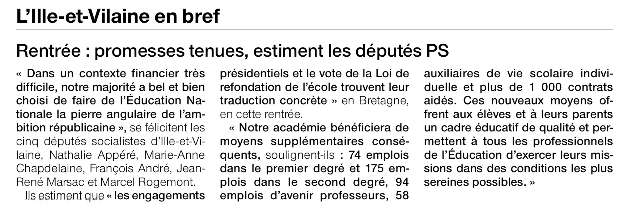 20130905 OF Rentree scolaire