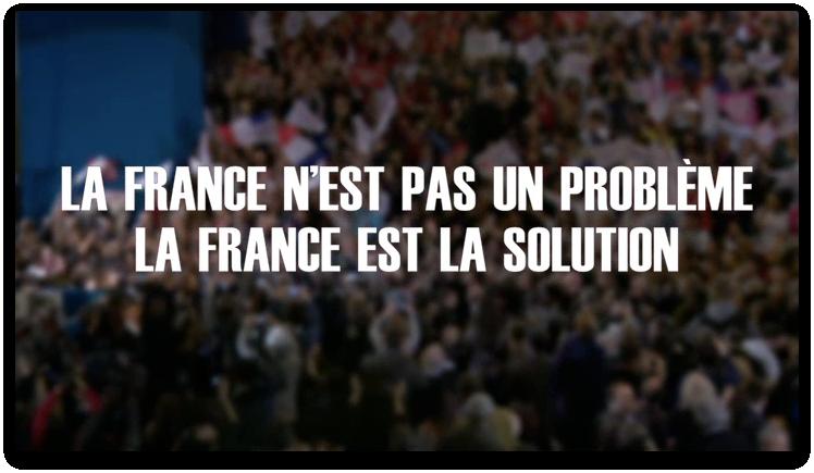 20130504 La france n'est pas le probleme, c'est la solution