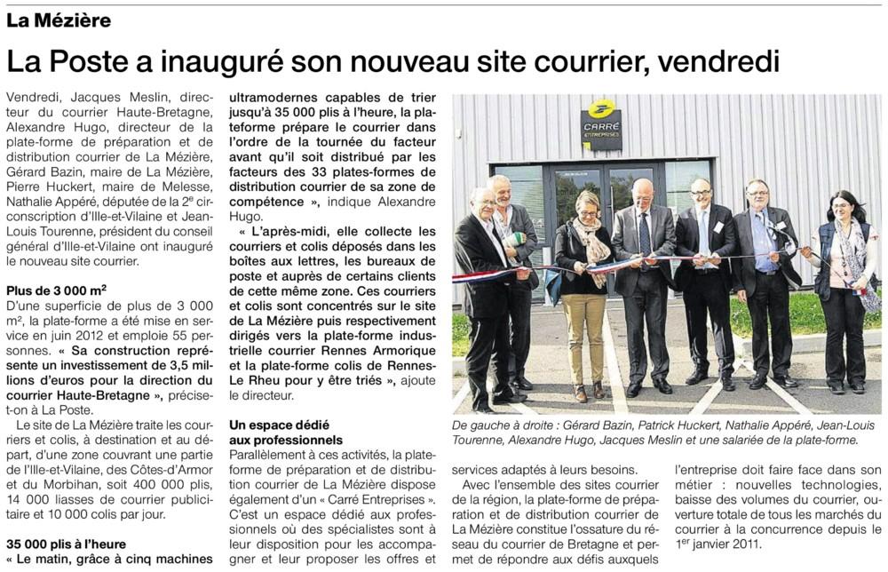 20130528 OF inauguration centre de tri La Mézière